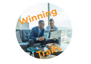 Five Traits of a Successful Sales Person